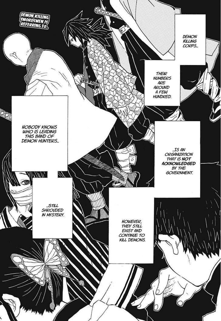 Kimetsu no Yaiba Chapter 4  Online Free Manga Read Image 2