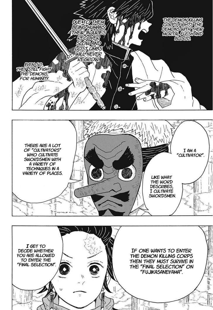 Kimetsu no Yaiba Chapter 4  Online Free Manga Read Image 4
