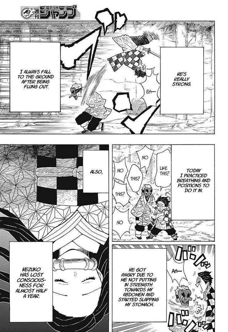 Kimetsu no Yaiba Chapter 4  Online Free Manga Read Image 9