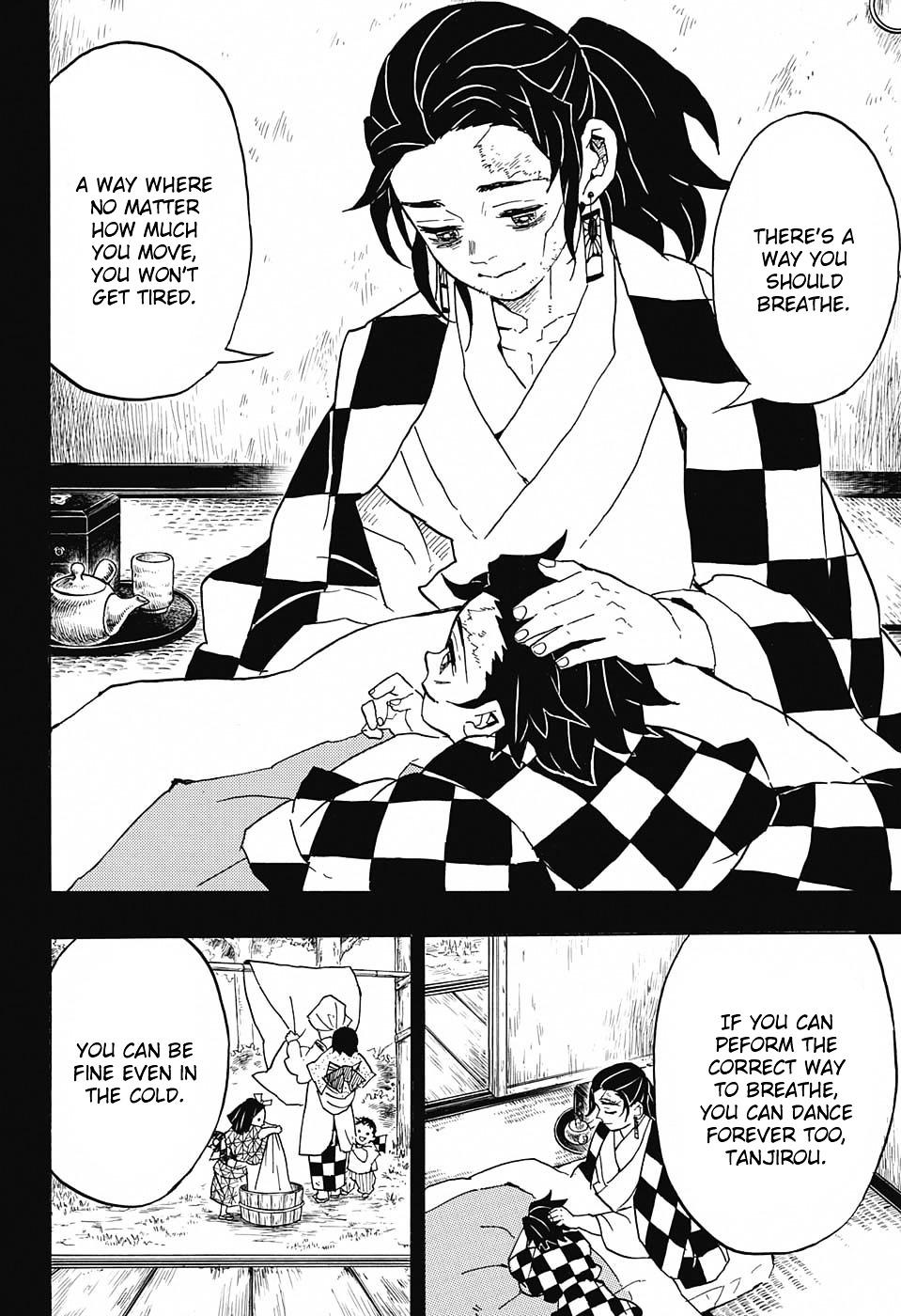 Kimetsu no Yaiba Chapter 40  Online Free Manga Read Image 4