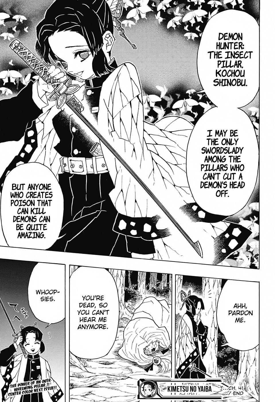 Kimetsu no Yaiba Chapter 41  Online Free Manga Read Image 19