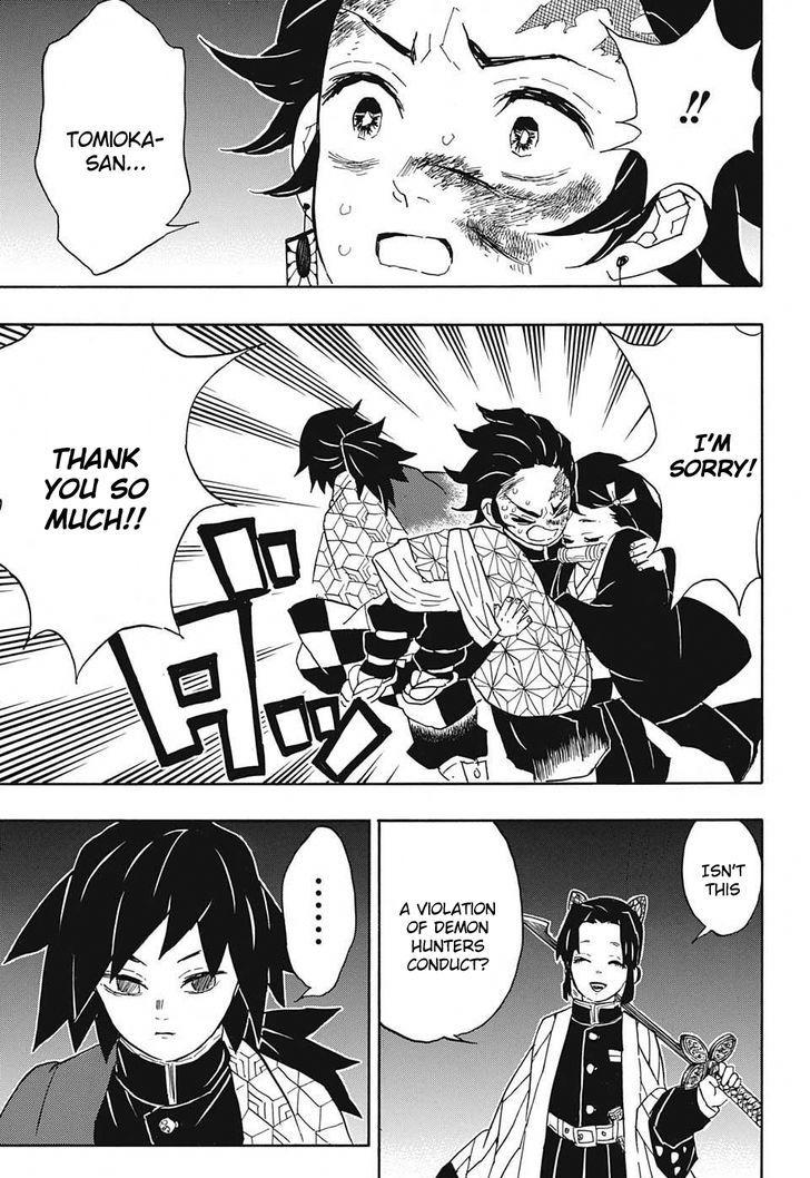 Kimetsu no Yaiba Chapter 44  Online Free Manga Read Image 7