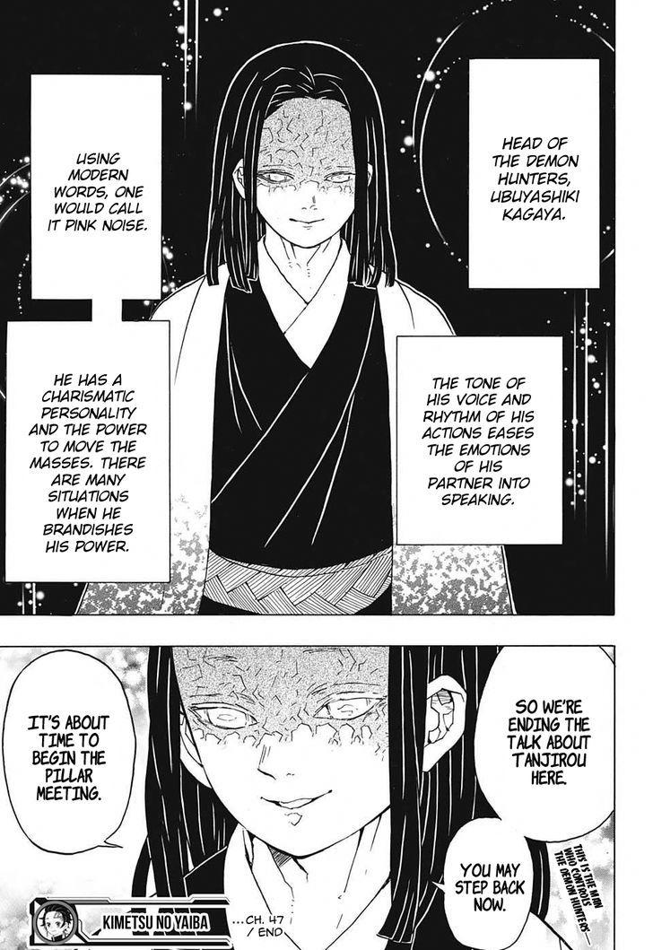 Kimetsu no Yaiba Chapter 47  Online Free Manga Read Image 19