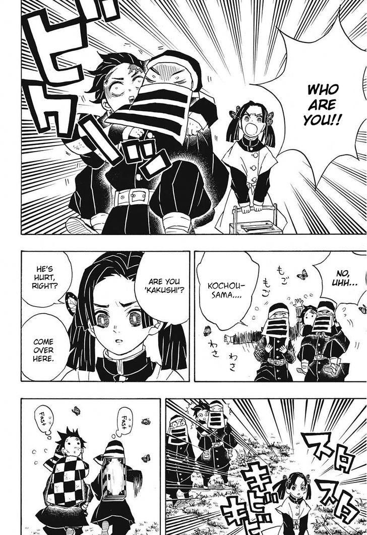 Kimetsu no Yaiba Chapter 48  Online Free Manga Read Image 10