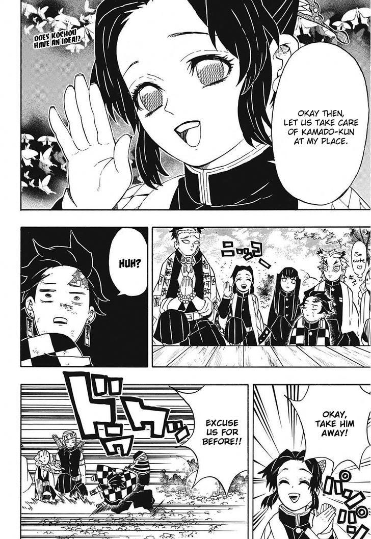 Kimetsu no Yaiba Chapter 48  Online Free Manga Read Image 2