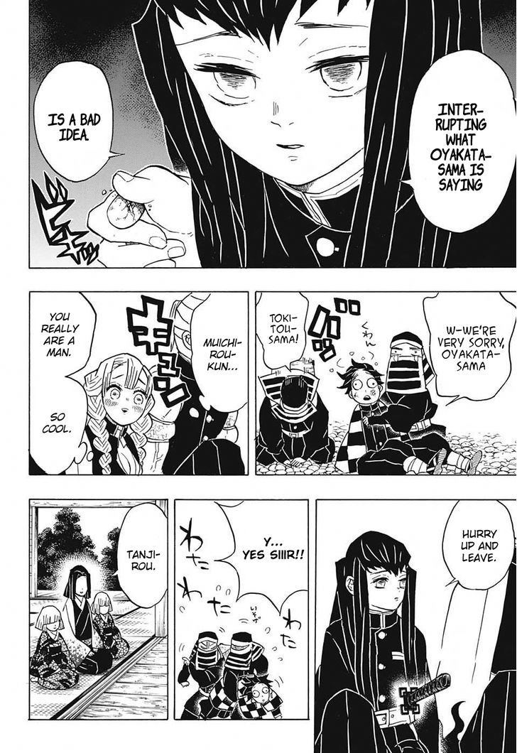 Kimetsu no Yaiba Chapter 48  Online Free Manga Read Image 4