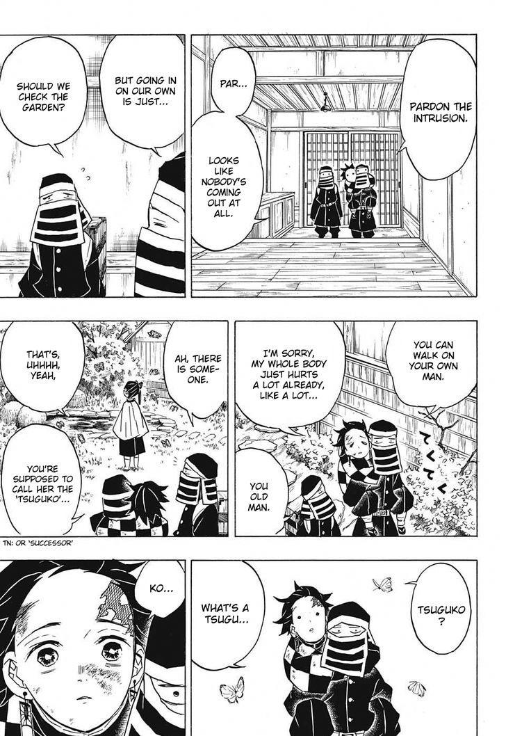 Kimetsu no Yaiba Chapter 48  Online Free Manga Read Image 7