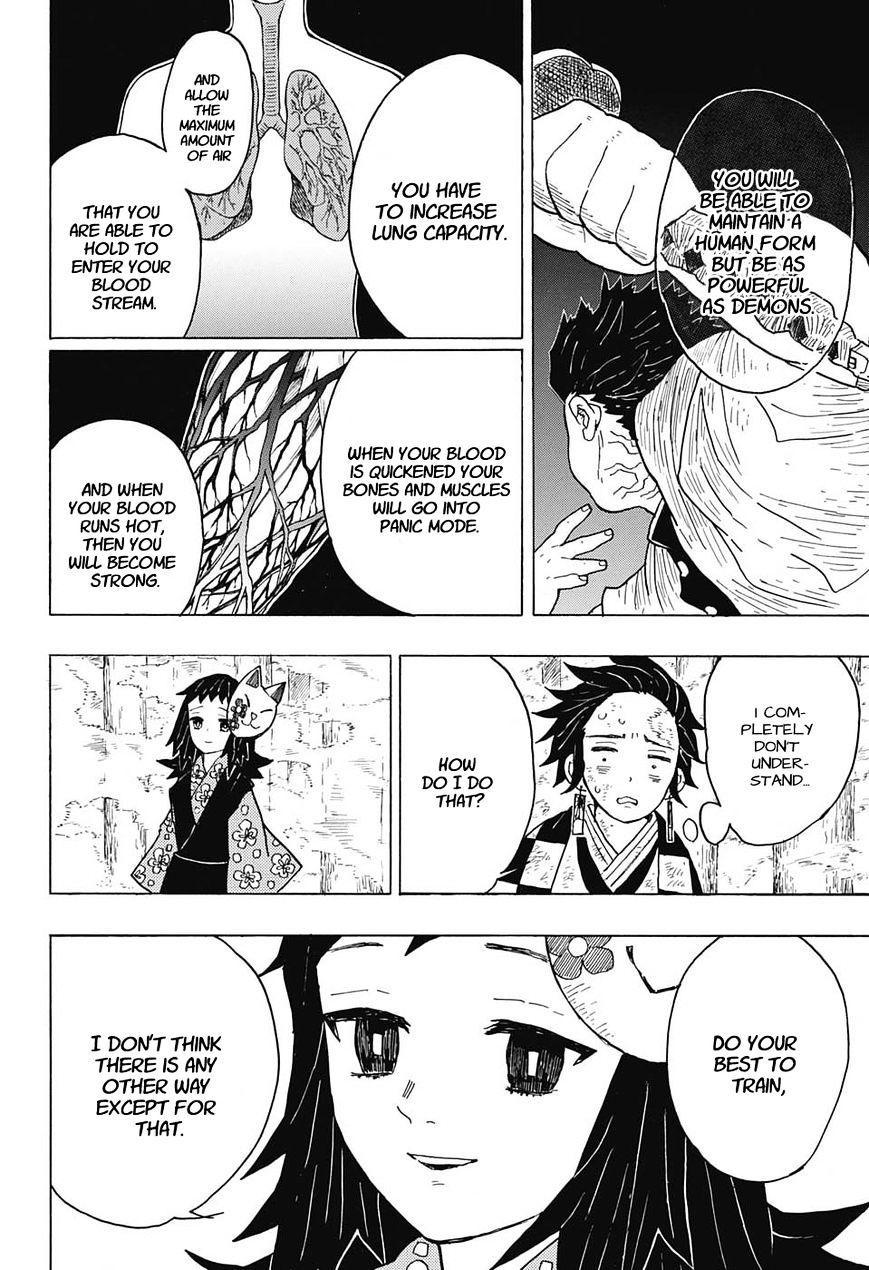 Kimetsu no Yaiba Chapter 5  Online Free Manga Read Image 14