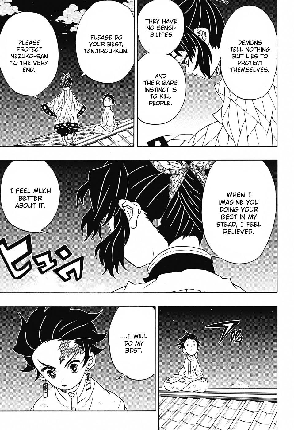 Kimetsu no Yaiba Chapter 50  Online Free Manga Read Image 13