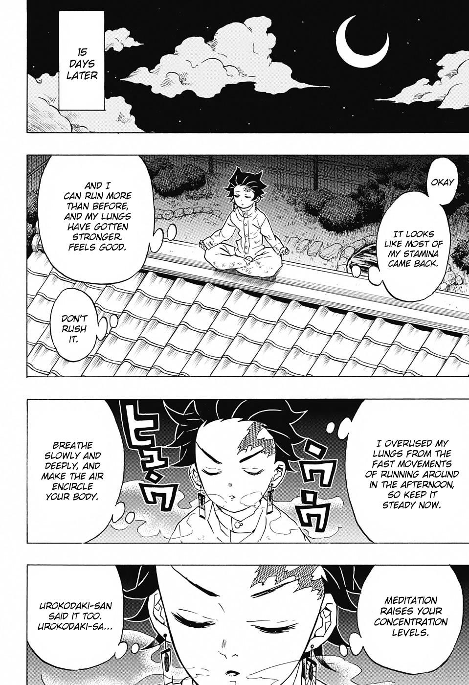 Kimetsu no Yaiba Chapter 50  Online Free Manga Read Image 6