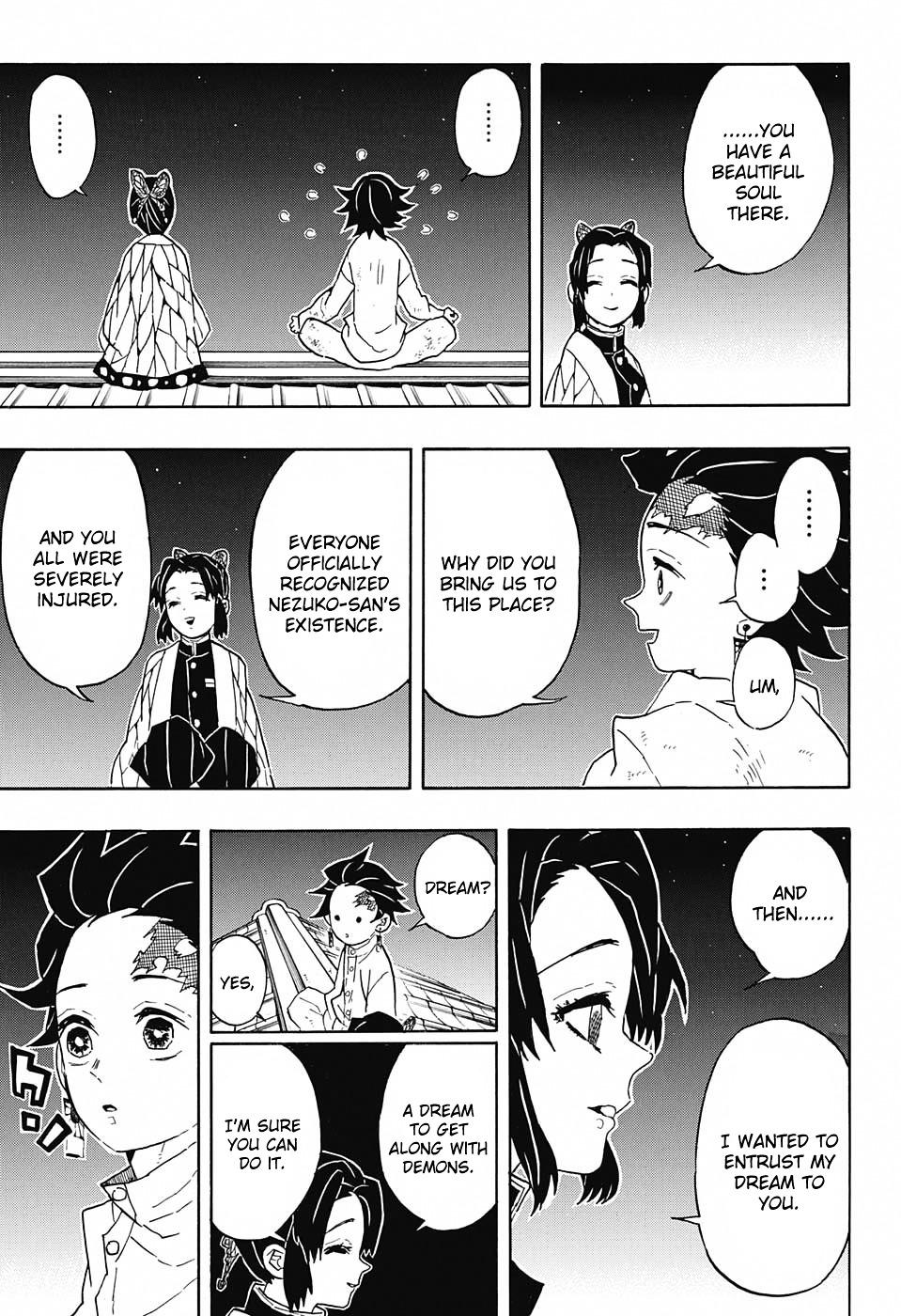 Kimetsu no Yaiba Chapter 50  Online Free Manga Read Image 9