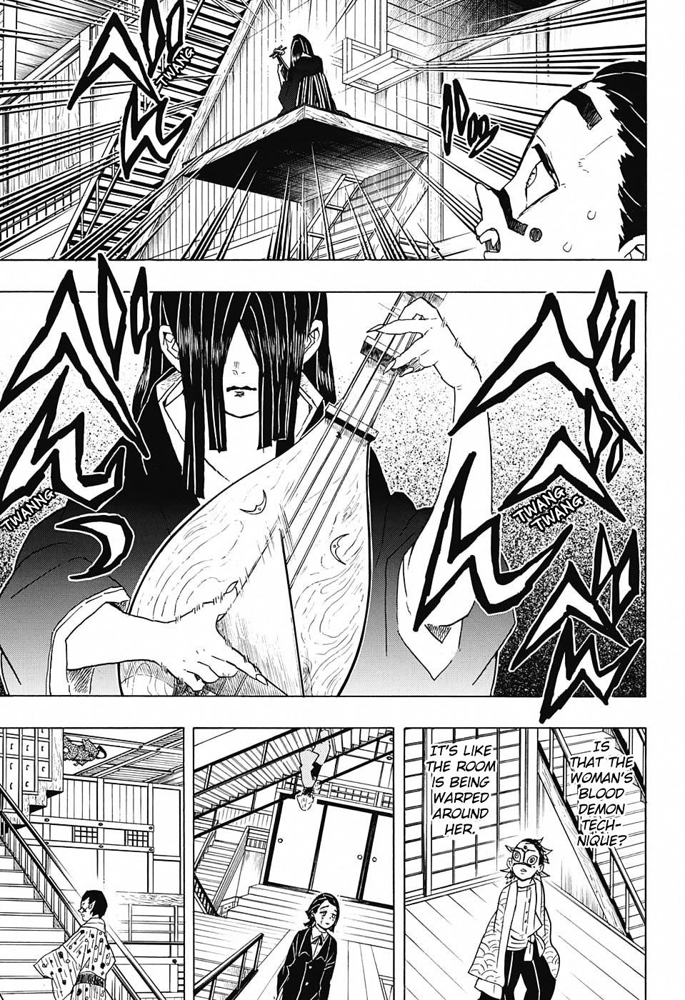 Kimetsu no Yaiba Chapter 51  Online Free Manga Read Image 13