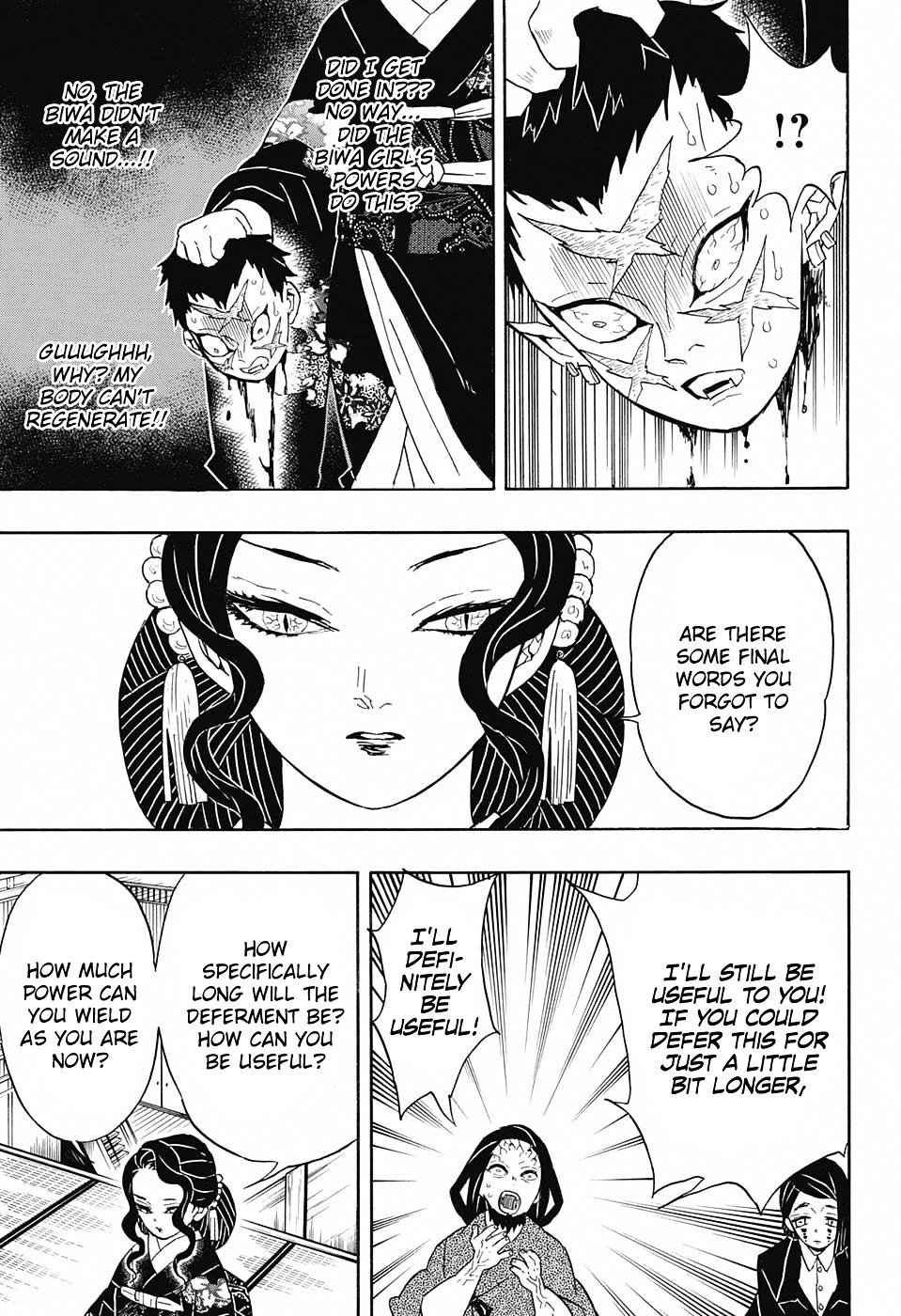 Kimetsu no Yaiba Chapter 52  Online Free Manga Read Image 11