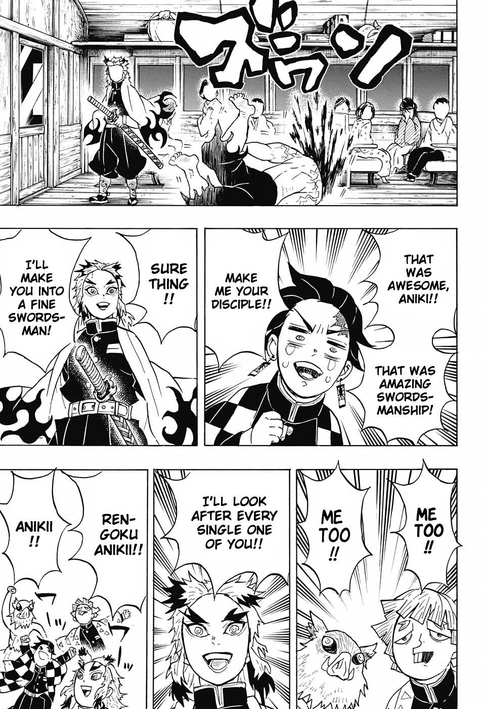 Kimetsu no Yaiba Chapter 54.2  Online Free Manga Read Image 17
