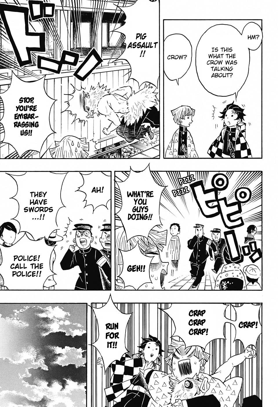 Kimetsu no Yaiba Chapter 54.2  Online Free Manga Read Image 3
