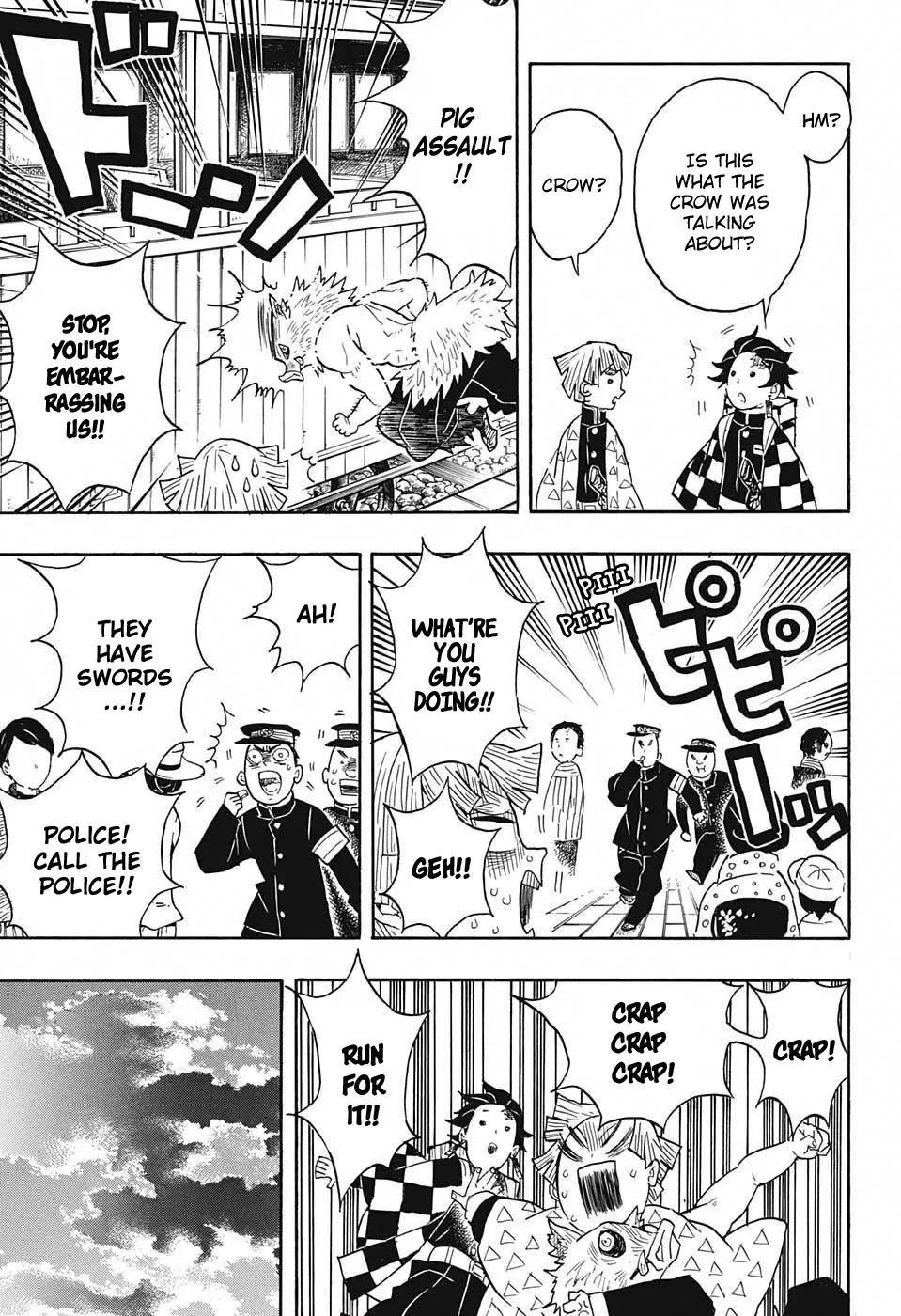 Kimetsu no Yaiba Chapter 54  Online Free Manga Read Image 3