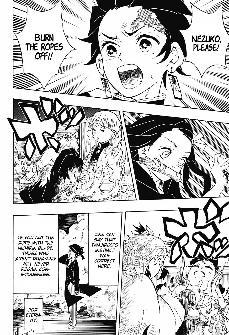Kimetsu no Yaiba Chapter 58  Online Free Manga Read Image 6