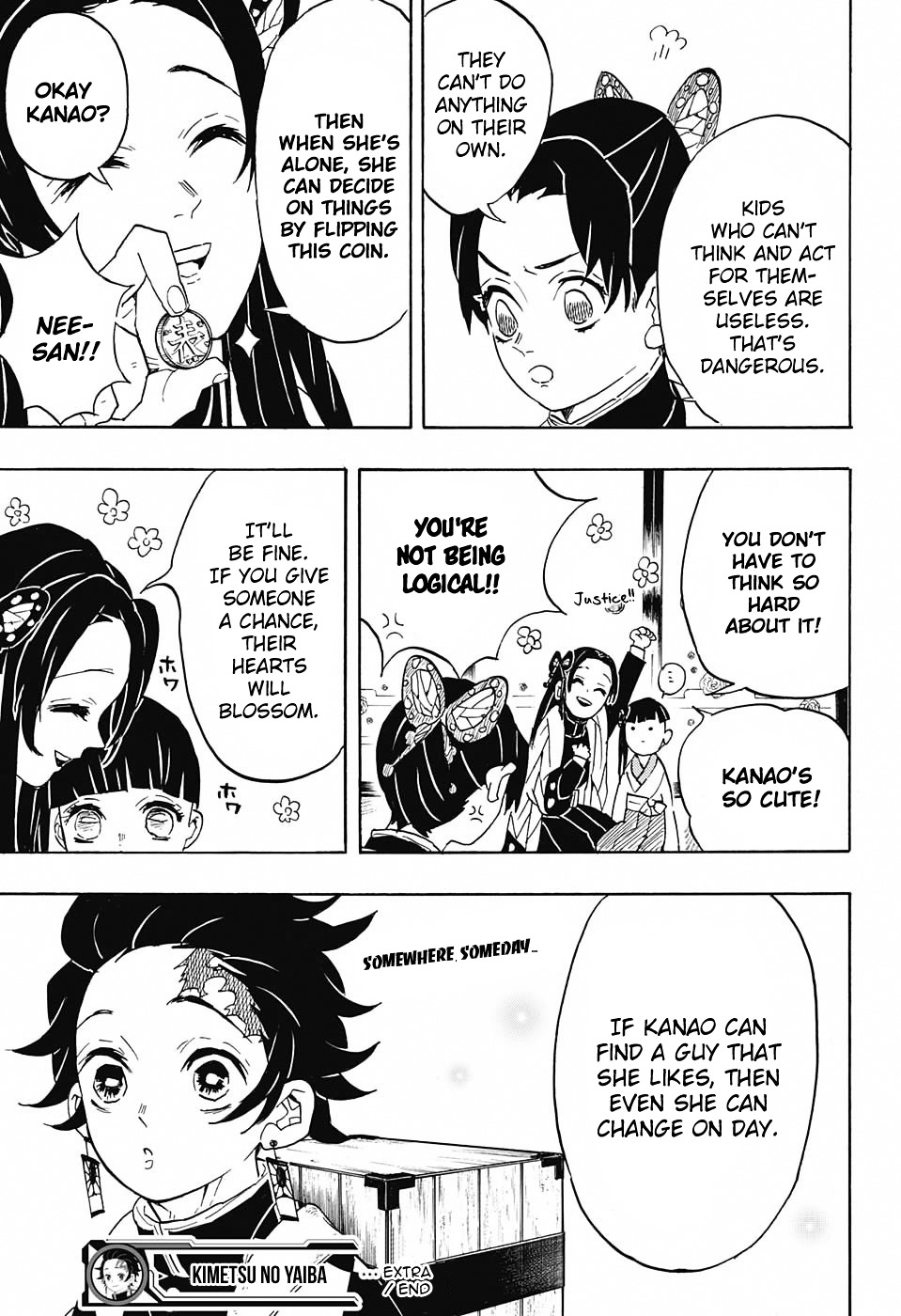 Kimetsu no Yaiba Chapter 59.5  Online Free Manga Read Image 7