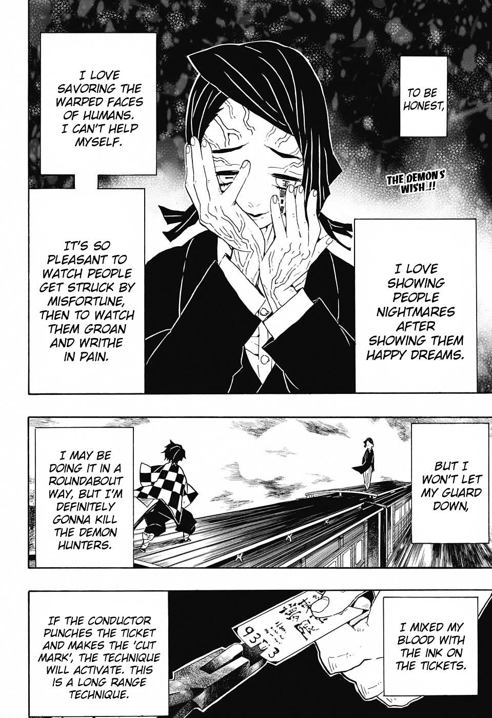 Kimetsu no Yaiba Chapter 59  Online Free Manga Read Image 2