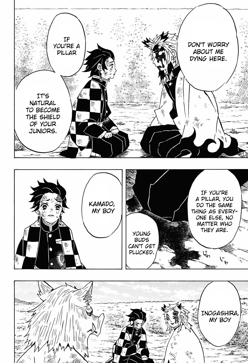Kimetsu no Yaiba Chapter 66  Online Free Manga Read Image 6