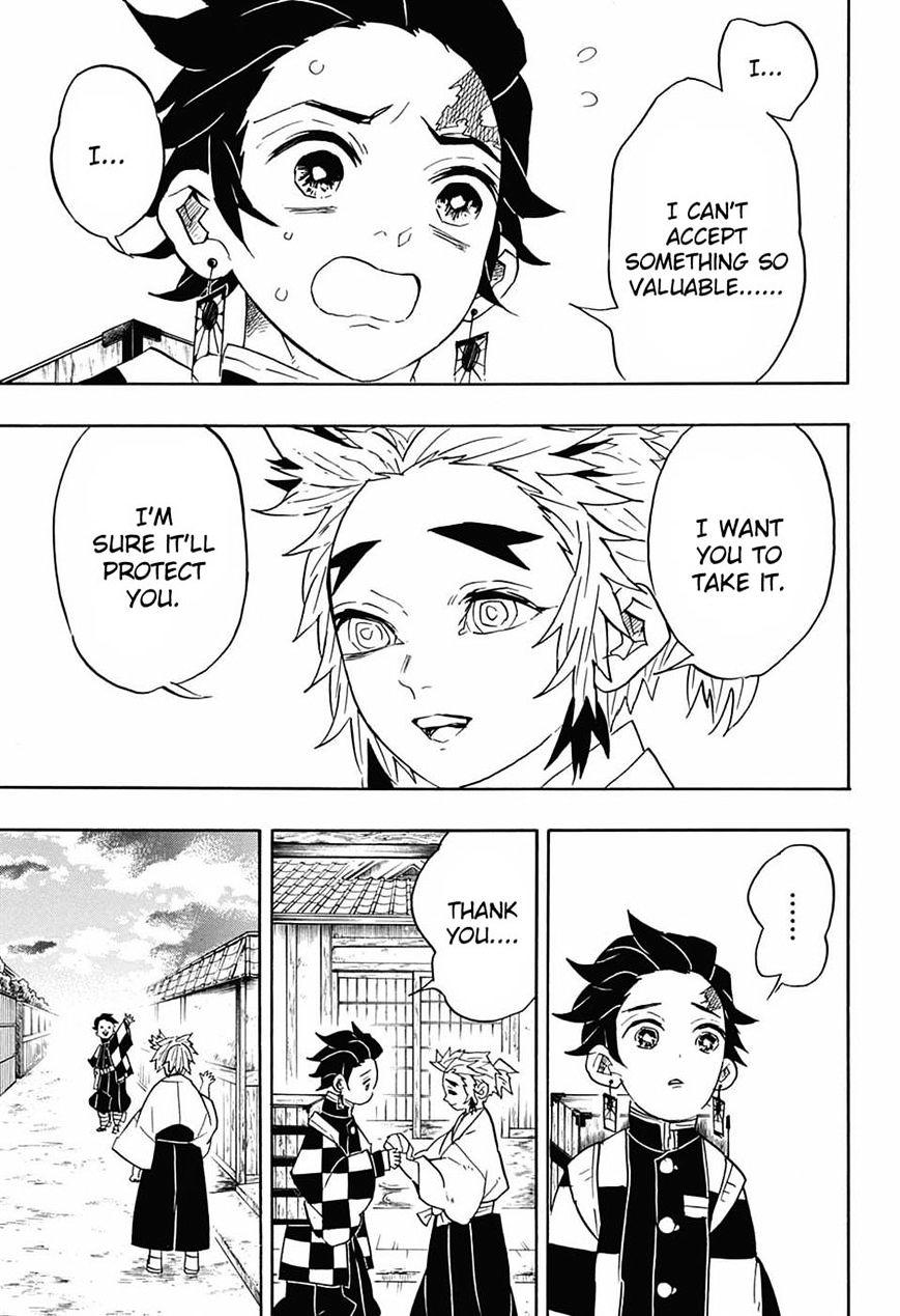 Kimetsu no Yaiba Chapter 69  Online Free Manga Read Image 11