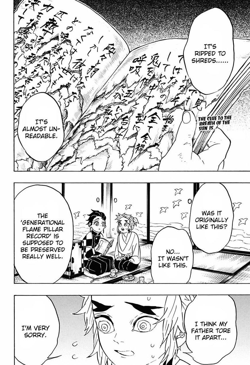 Kimetsu no Yaiba Chapter 69  Online Free Manga Read Image 2