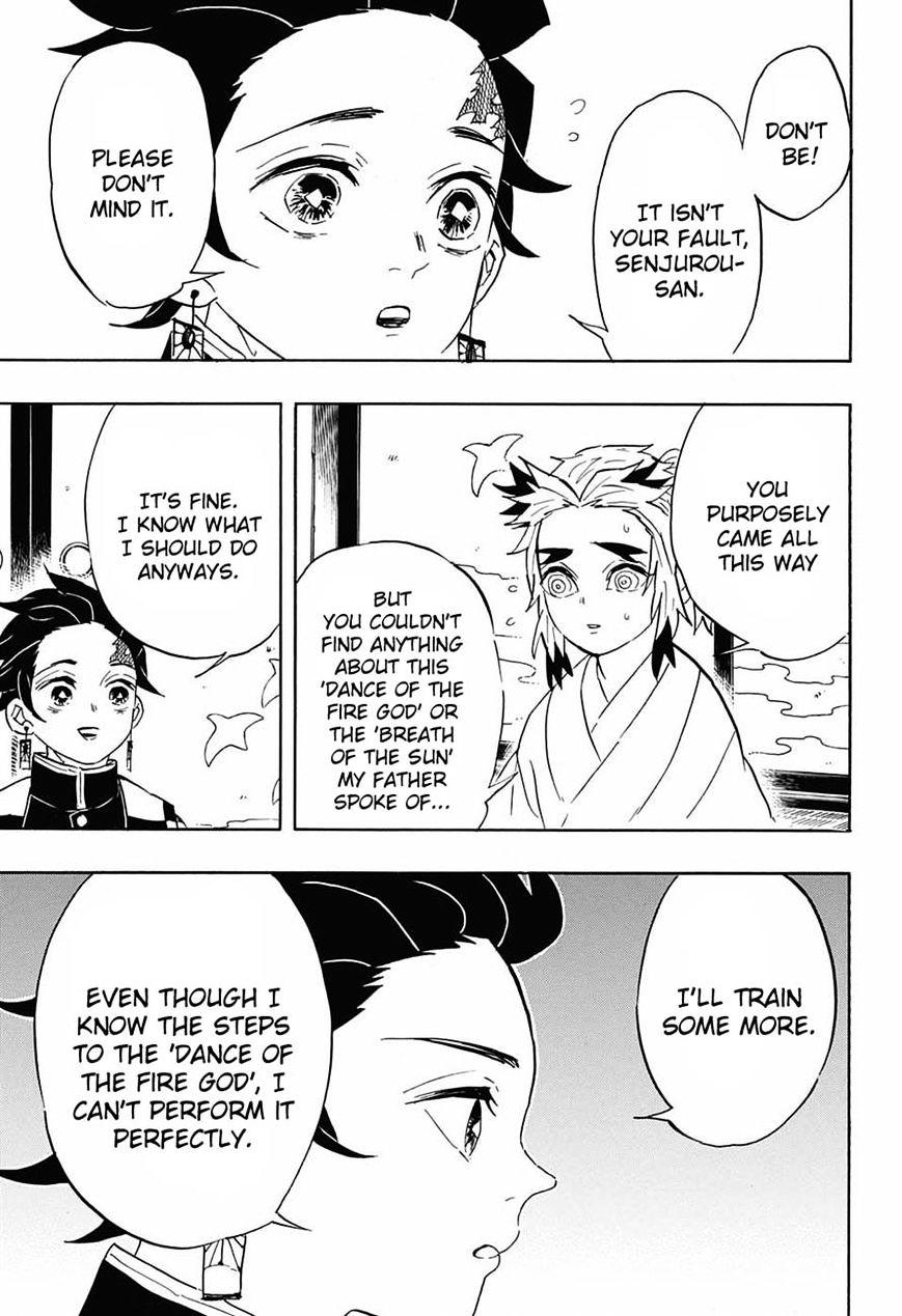 Kimetsu no Yaiba Chapter 69  Online Free Manga Read Image 3