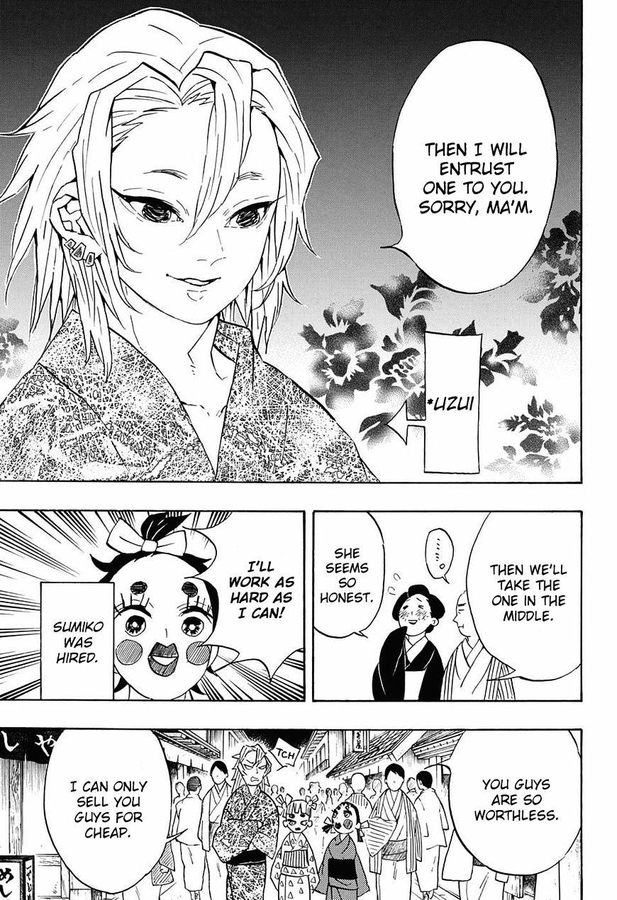 Kimetsu no Yaiba Chapter 71  Online Free Manga Read Image 17