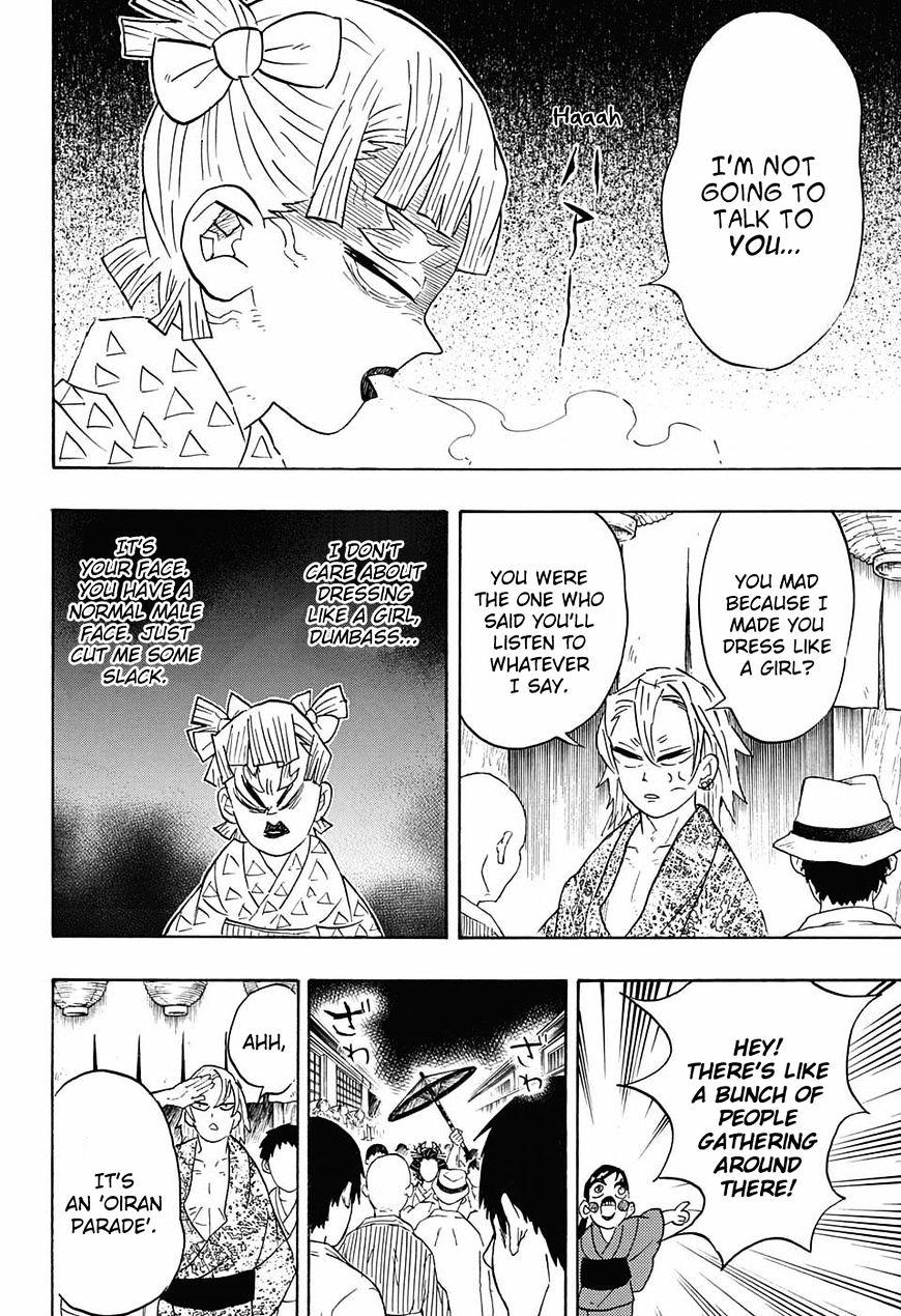 Kimetsu no Yaiba Chapter 71  Online Free Manga Read Image 18