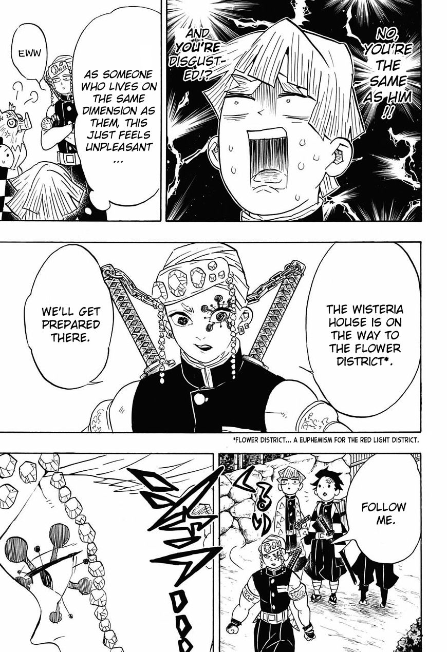 Kimetsu no Yaiba Chapter 71  Online Free Manga Read Image 5