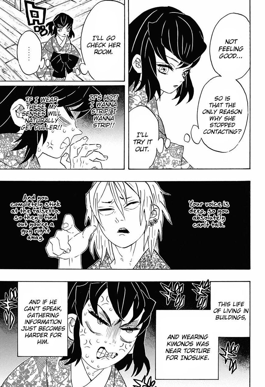 Kimetsu no Yaiba Chapter 72  Online Free Manga Read Image 17