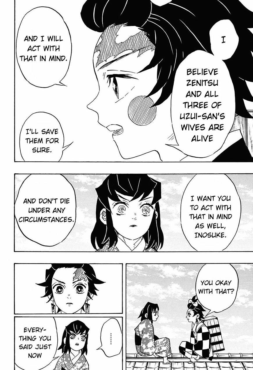Kimetsu no Yaiba Chapter 75  Online Free Manga Read Image 12