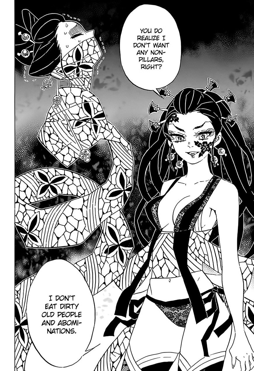 Kimetsu no Yaiba Chapter 76  Online Free Manga Read Image 10