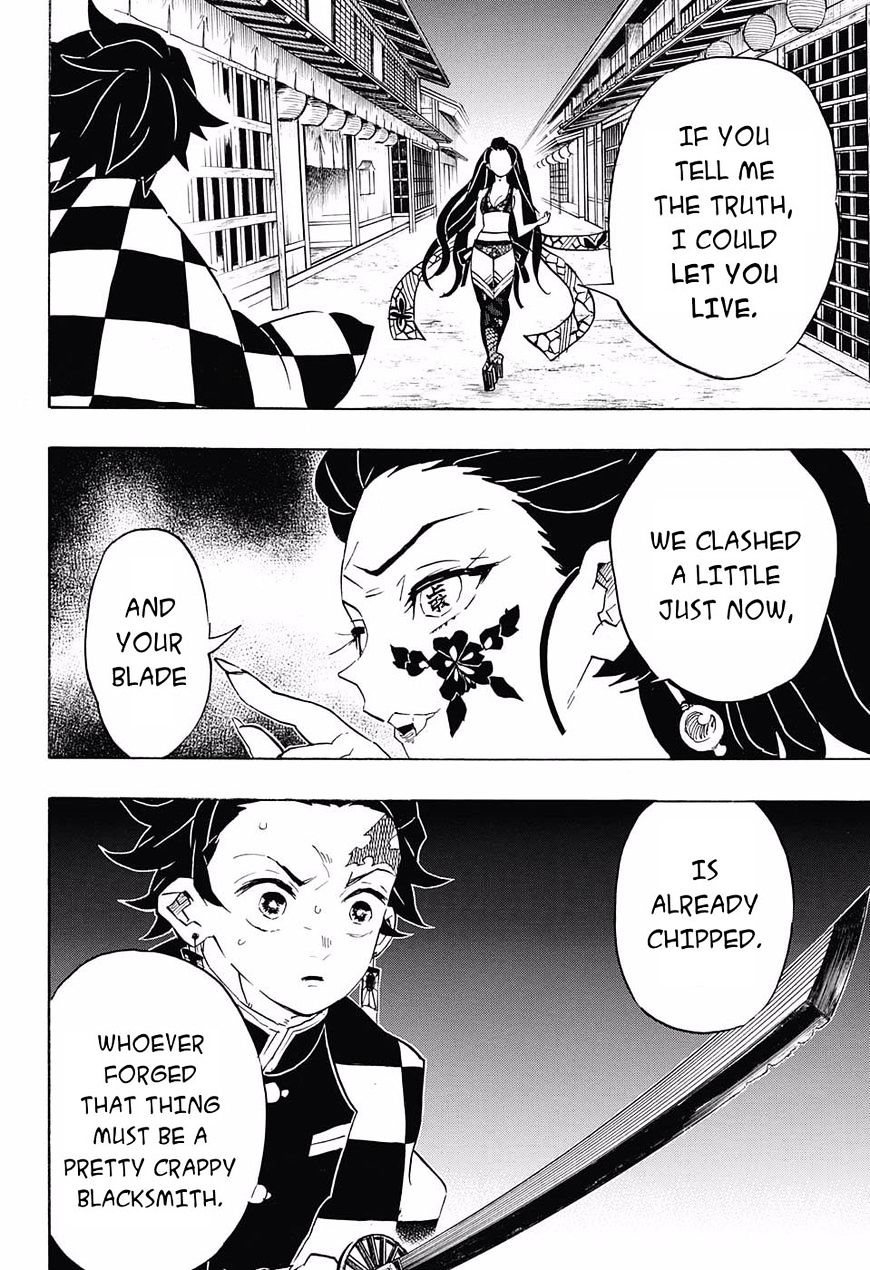 Kimetsu no Yaiba Chapter 77  Online Free Manga Read Image 10