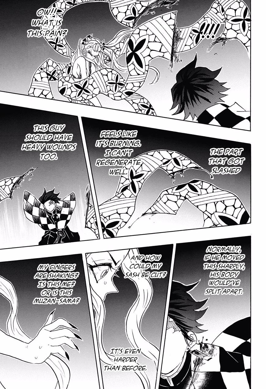 Kimetsu no Yaiba Chapter 81  Online Free Manga Read Image 17