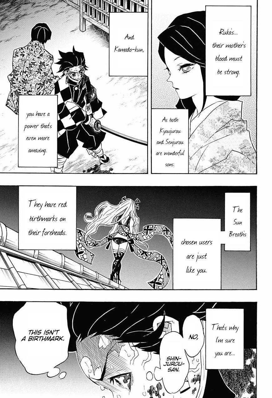 Kimetsu no Yaiba Chapter 81  Online Free Manga Read Image 3