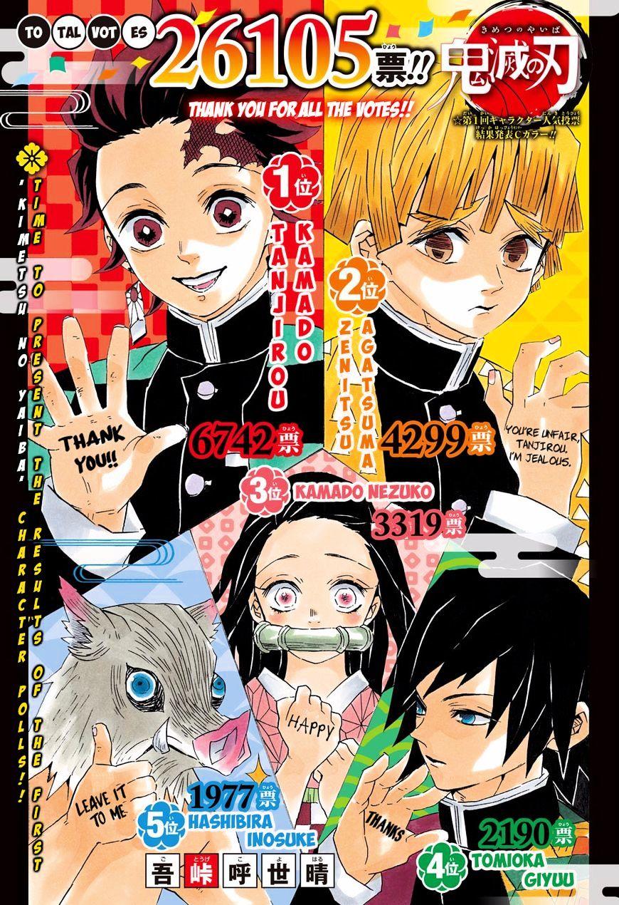 Kimetsu no Yaiba Chapter 83  Online Free Manga Read Image 1