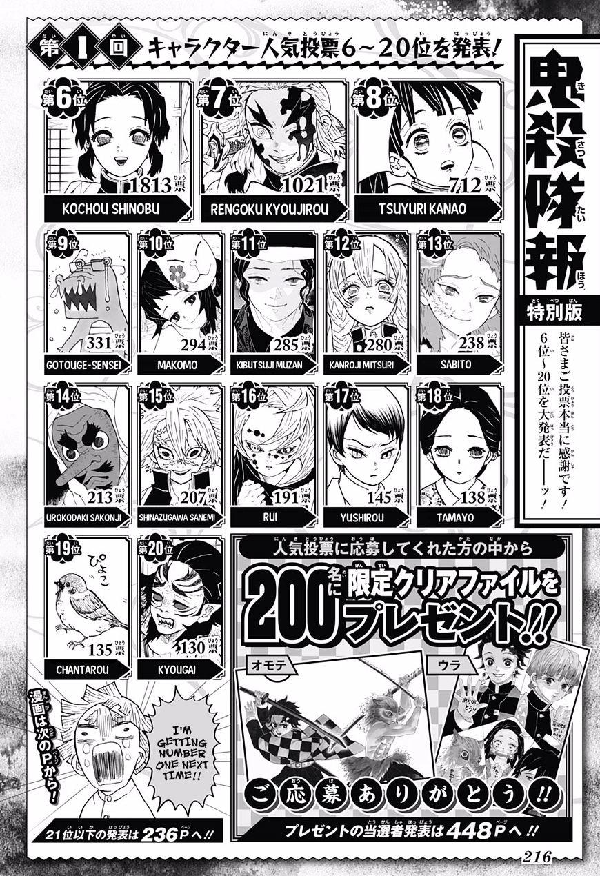 Kimetsu no Yaiba Chapter 83  Online Free Manga Read Image 2