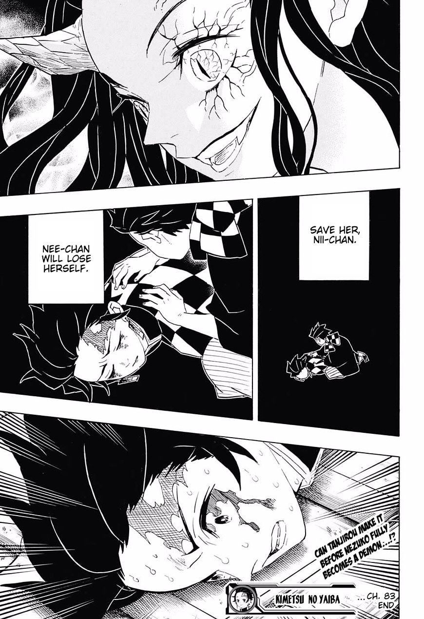 Kimetsu no Yaiba Chapter 83  Online Free Manga Read Image 23