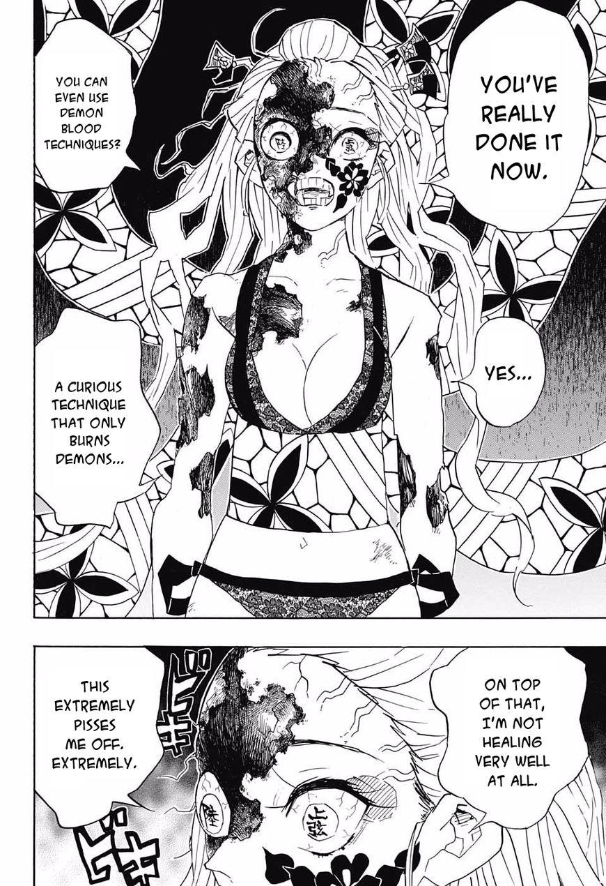 Kimetsu no Yaiba Chapter 84  Online Free Manga Read Image 16