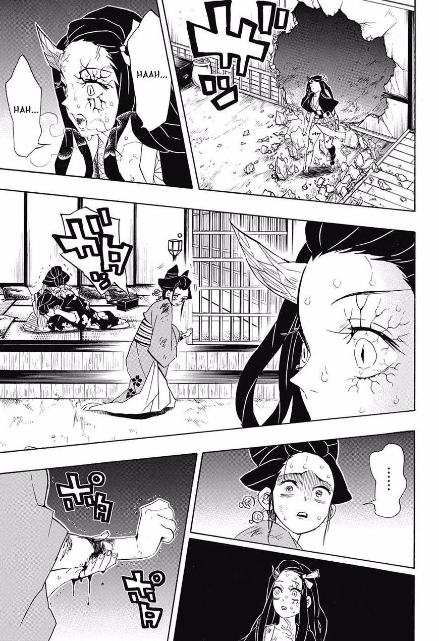 Kimetsu no Yaiba Chapter 84  Online Free Manga Read Image 9