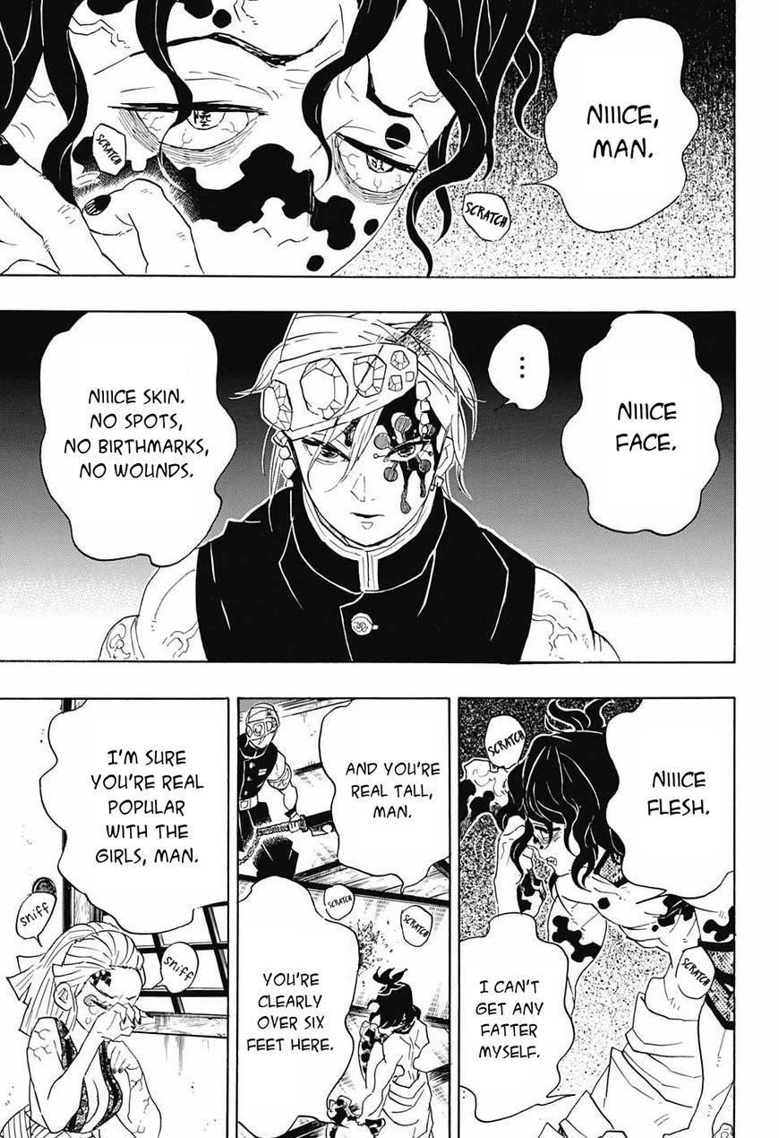 Kimetsu no Yaiba Chapter 86  Online Free Manga Read Image 3