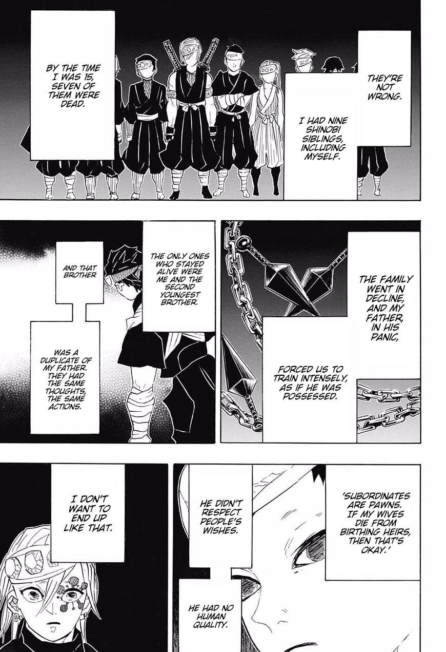 Kimetsu no Yaiba Chapter 87  Online Free Manga Read Image 7