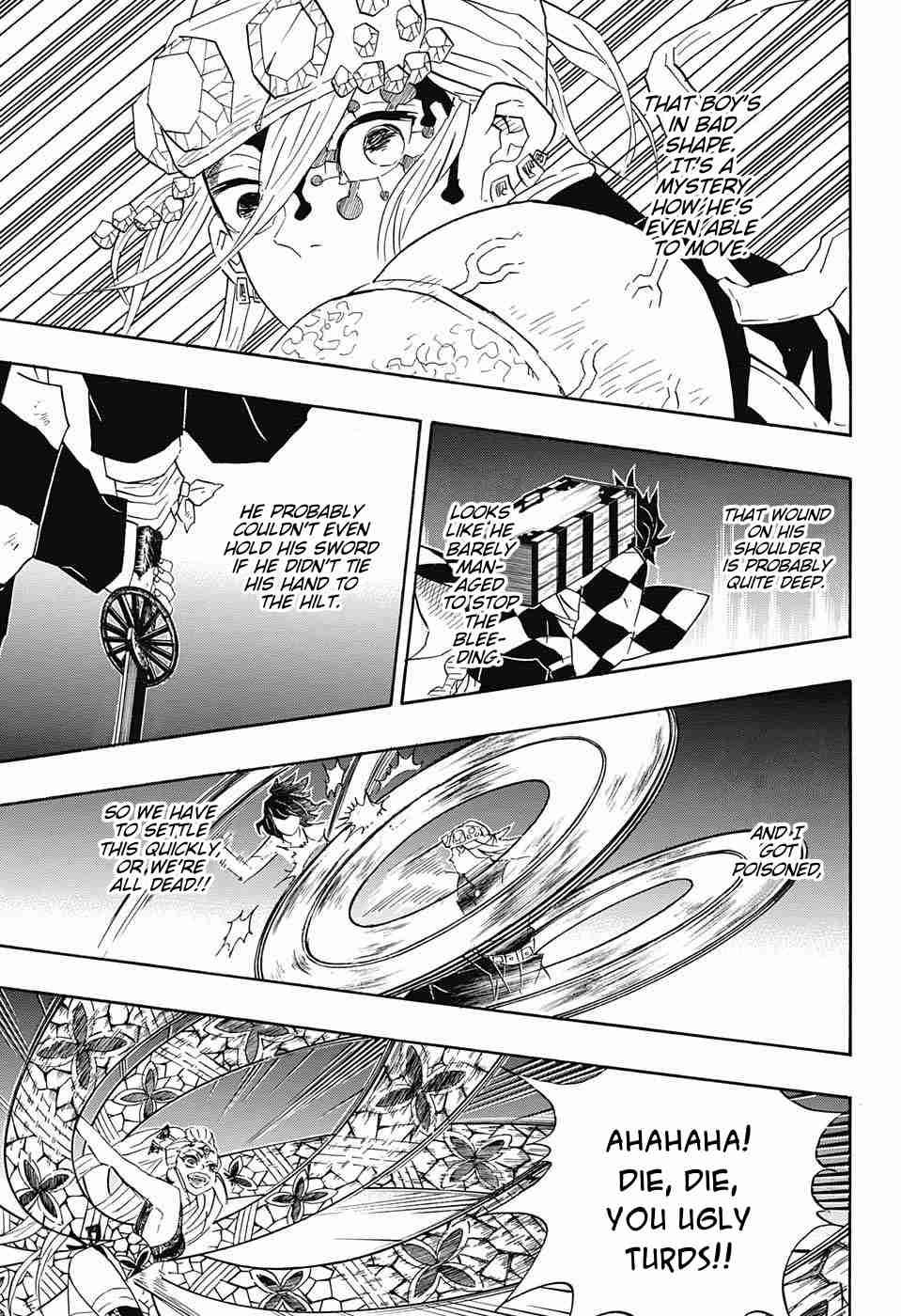 Kimetsu no Yaiba Chapter 89  Online Free Manga Read Image 11