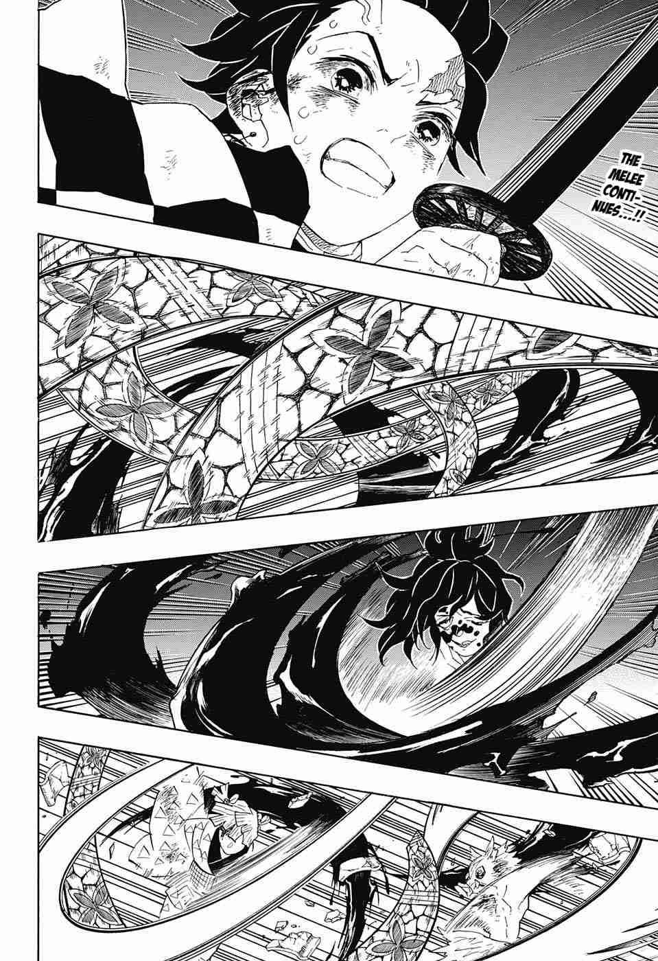 Kimetsu no Yaiba Chapter 89  Online Free Manga Read Image 2