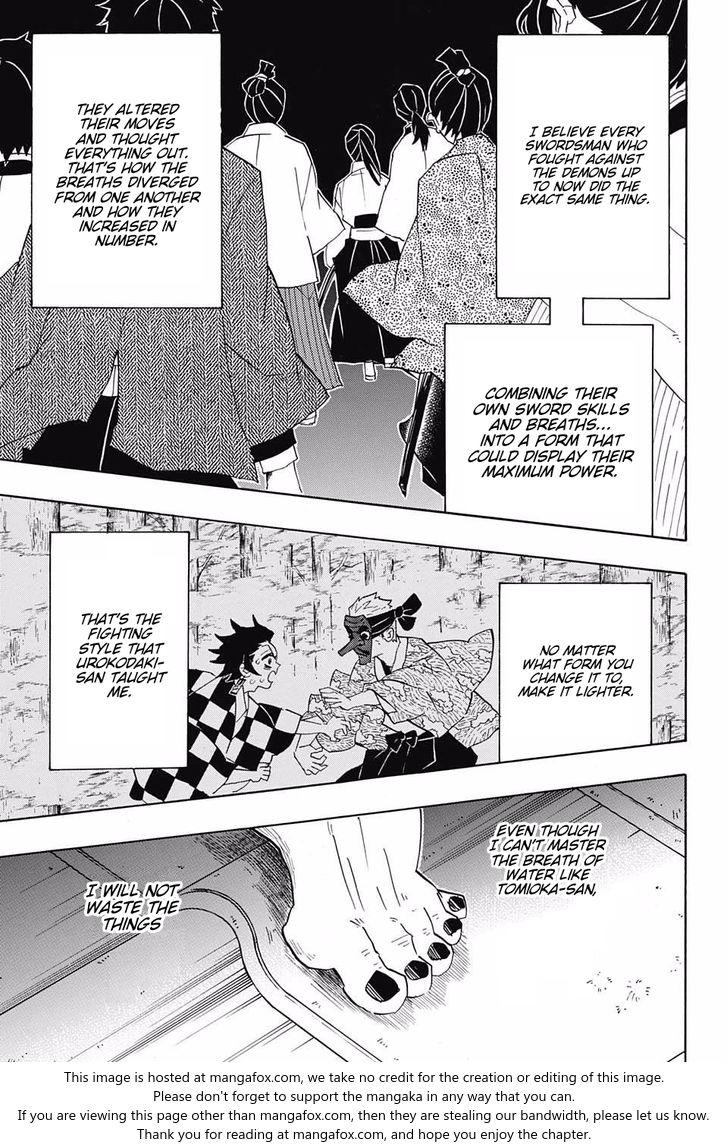 Kimetsu no Yaiba Chapter 90  Online Free Manga Read Image 17