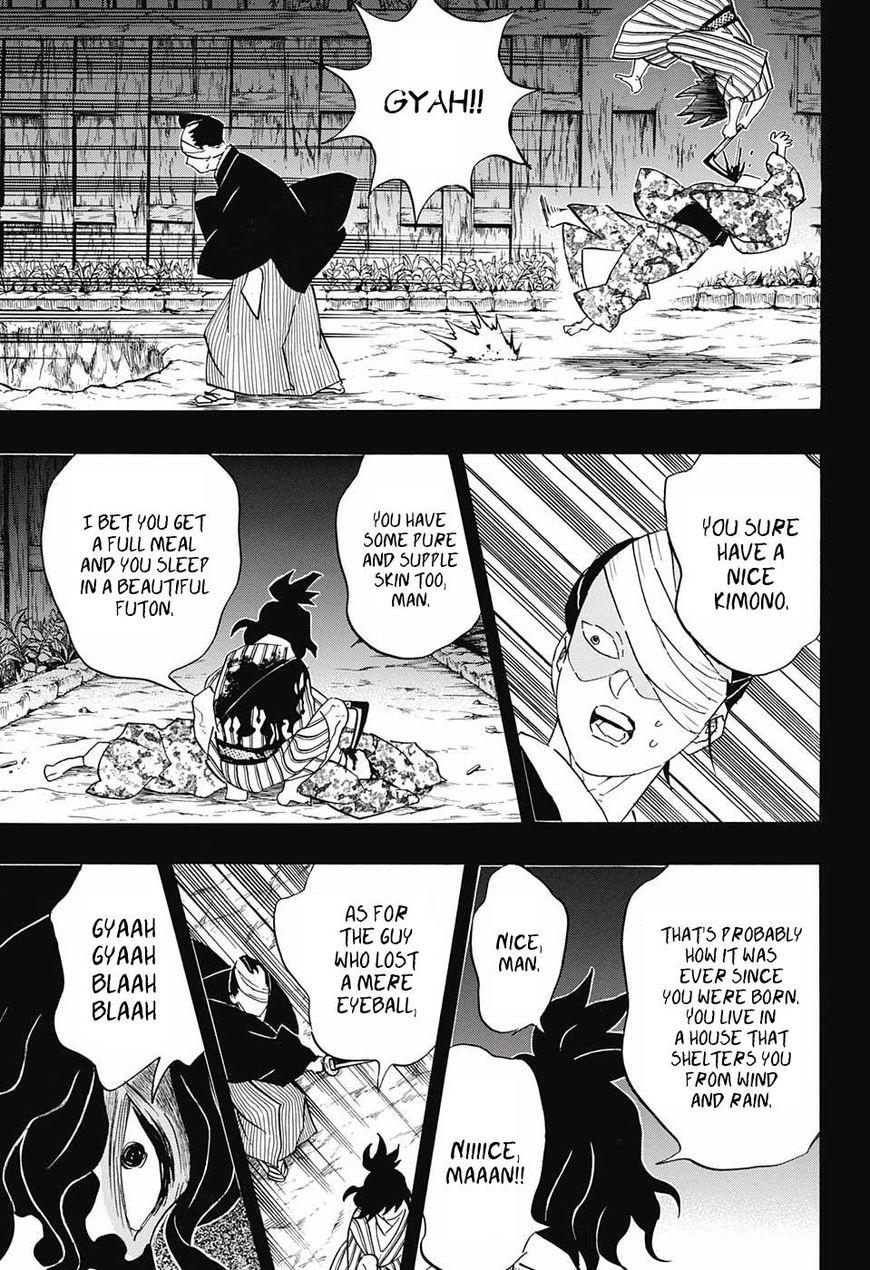 Kimetsu no Yaiba Chapter 96  Online Free Manga Read Image 15