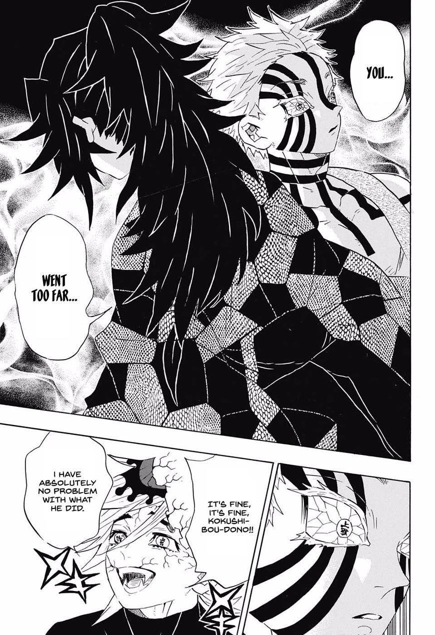 Kimetsu no Yaiba Chapter 99  Online Free Manga Read Image 3