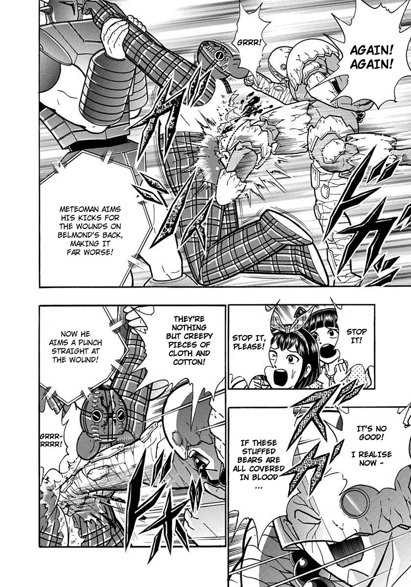 Kinnikuman Ii Sei Kyuukyoku Choujin Tag Hen Chapter 81  Online Free Manga Read Image 18