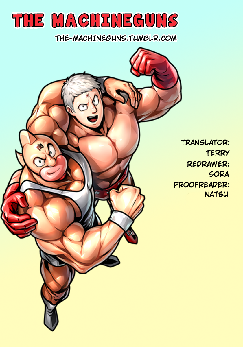 Kinnikuman Ii Sei Kyuukyoku Choujin Tag Hen Chapter 81  Online Free Manga Read Image 21